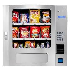 Vending Machine Snack New Seaga SM48SB Small Snack Vending Machine Gumball