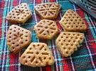 Теста для домашнего печенья в формах