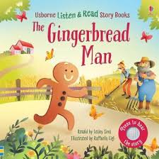 The Gingerbread Man : Lesley Sims : 9781474969598