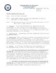 Bupersinst 1430 16f Advancement Manual Us Navy Hosting