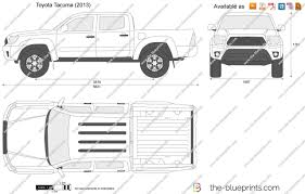 Toyota Tacoma Bed Dimensions   Roole