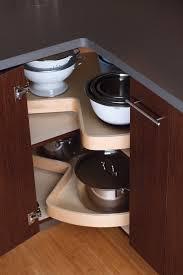 Corner Shelves For Kitchen Cabinets Corner Cabinets Turntable Shelves Dura Supreme Cabinetry 27