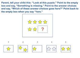 an exle of a sle nnat test prep question testingmom