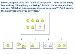 an exle of a sle nnat test prep question testingmom