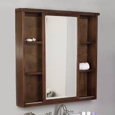 Wood Medicine Cabinet With Mirror Wood Medicine Cabinets With Mirror Roselawnlutheran