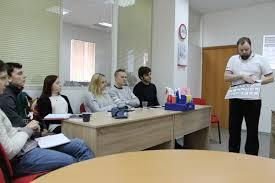Практическое занятие в компании vileda professional для студентов  5