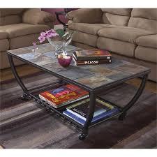 ashley furniture antigo coffee table