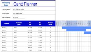 Gantt Chart Milestones Gantt Chart Milestones