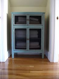 Furniture: Linen Cabinet | Free Standing Linen Cabinet | Tall ...