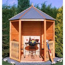 oakham arbours 7 x 6 wooden gazebo