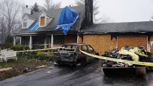 Can I get an insurance payment for a car if my garage gets burn?