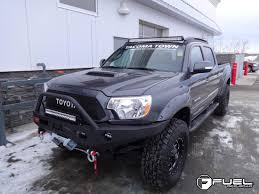 Toyota Tacoma Boost - D534 Gallery - Fuel Off-Road Wheels