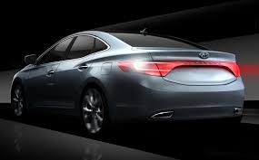 Hyundai Grandeur technical details, history, photos on Better ...