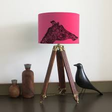 drum lamp shades with various color options and charisma
