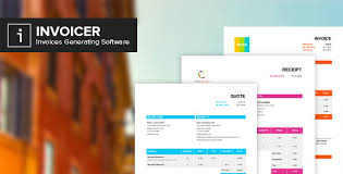 Web Design Invoice Gorgeous Invoicer Invoices Generator App By Pixarwpthemes CodeCanyon