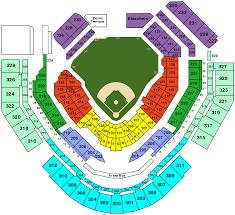 Petco Park Detailed Seating Chart Padres Tickets Stubhub Dublin Amc Movies 18