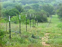 Singleton Fence Barbed Wire Fence
