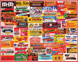 candy brands a z. Contemporary Candy Candy Wrappers 1000 Piece Puzzle To Brands A Z P