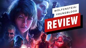 Youngblood Wolfenstein Youngblood Review