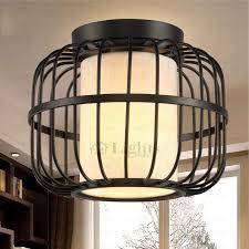 asian lighting. asian black ceiling lights birdcage shaped wrought iron lighting s