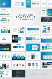 Powerpoint Presentation Templates For Business Clean Business Presentation Powerpoint Template 76967