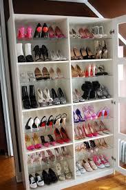 innovative decoration shoe rack for small closet ideas home design clos ikea spaces entryway diy closets