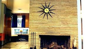 new mid century modern fireplace beamed ceiling tool urban creative screen bold idea set mantel to