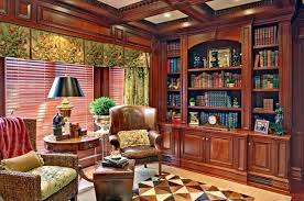 traditional home office ideas. Traditional Home Library Design Ideas Far Hills And Office