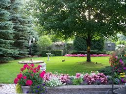 beautiful backyard garden 38