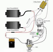 emg pickup wiring diagram wiring diagrams emg pickup wiring diagram les paul a showing