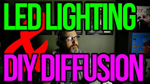 led lighting diy. The CHEAP DIY Hack To Diffuse Your LED Lights Led Lighting Diy F