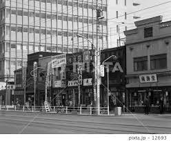 神田神保町古書店街の写真素材 Pixta