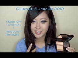 tutorial chanel summer 2016 review and vitalumiere aqua pact foundation