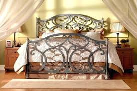 wrought iron headboard king. Modren Wrought King Wrought Iron Beds Bed Bedroom Sets  Size   To Wrought Iron Headboard King E