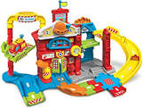 Vtech Go! Go! Smart Wheels Save The Day Fire Station (English Version)