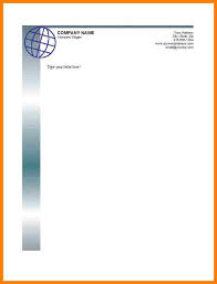18+ Letterheads Samples | The Principled Society