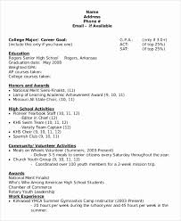 Scholarship Resume Template Fascinating 28 Best Stock Sample Scholarship Resume Pdf Resume Ideas