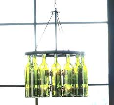 wine bottle chandelier bottle chandelier pottery barn bottle chandeliers pottery barn wine bottle chandelier for wine bottle chandelier