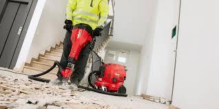 Light Demolition Work Te 2000 Avr Demolition Hammer Hilti Corporation