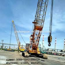 China 150t Crawler Crane China 150t Crawler Crane