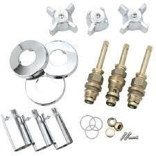 shower faucet repair kits shower faucet repair kit tub shower faucet rebuild kit for sterling chrome