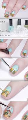 Easy Fall Nail Designs For Beginners 22 Easy Fall Nail Designs For Short Nails Hair Makeup Glam