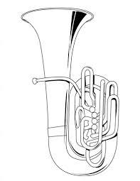 Kleurplaat Kleurplaat Muziekinstrument 4 9947 Kleurplaten Within