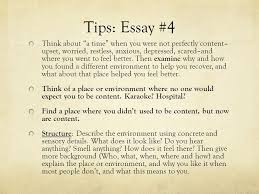 academic writing the common college essay ppt video online tips essay 4