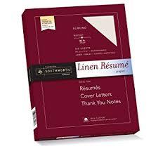 """Southworth 100% Cotton Rsum Paper, 8.5 x 11"""", 32 lb."""
