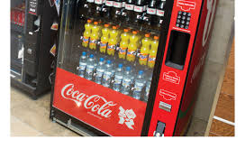 Coca Cola Vending Machine Uk