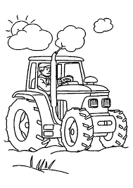 tractor color pages. Wonderful Tractor 25 Adventurous Tractor Coloring Pages For Your Little Ones Color G