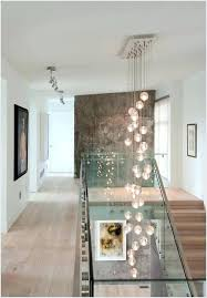 foyer lantern contemporary staircase and chandelier ideas for home lighting light bronze style ch e89
