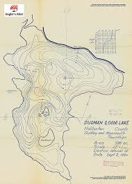 Loon Lake Depth Chart Loon Lake Ontario Anglers Atlas