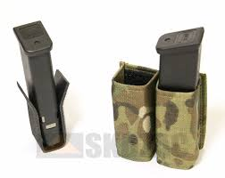 Kydex Magazine Holder Esstac Pistol KYWI Quad Mag Pouch 83